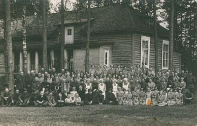 V417_1a_Kamaralla_vuonna_1936