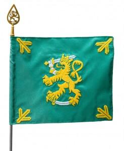 Taistelukoulun lippu