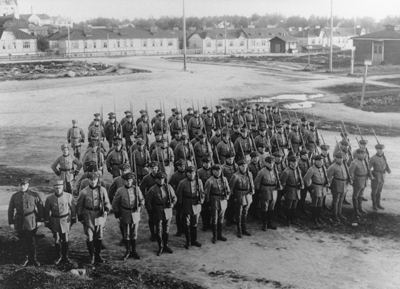 48N96 Old Boys rykmentti 1920 luku