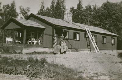 V158 95 Ruotsin Maja ei valkoisia reunoja