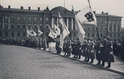 V 303 23 Lottajuhla Helsinki v. 1931